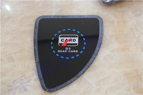 选美杰有机玻璃机器刷卡面板  有质量保障