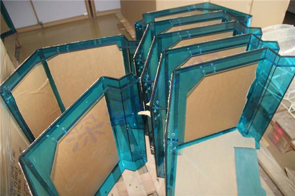 (广州东莞)工厂有机玻璃机器防护罩 就选美杰公司专业厂家