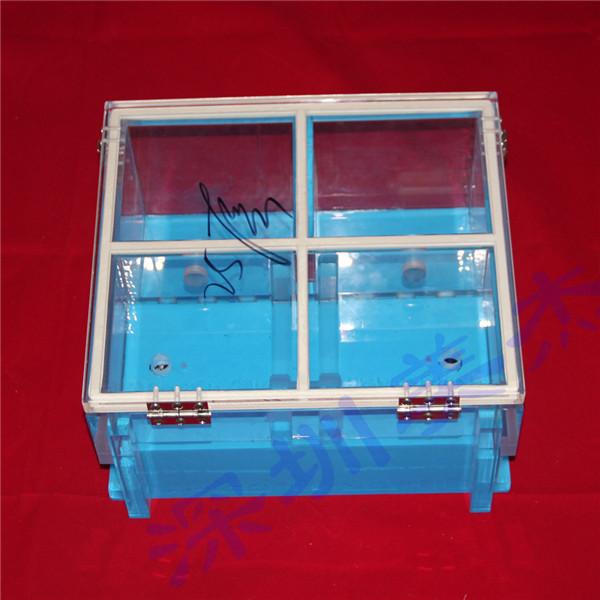 (续订很简单)博邦诚公司再度选择美杰公司有机玻璃制品
