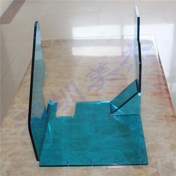 【用质量,服务】来让客户续单有机玻璃防护罩
