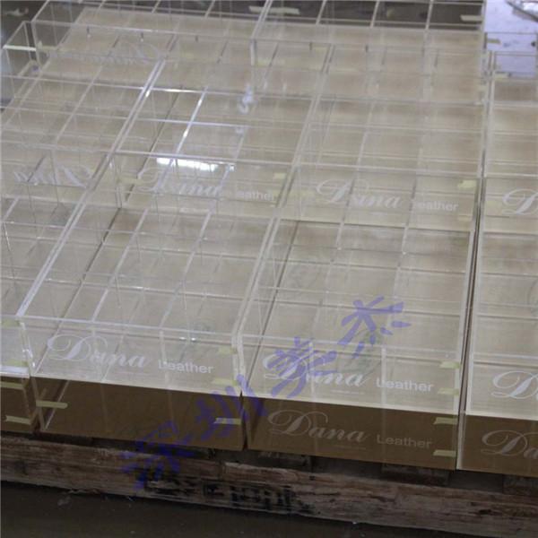 美杰公司亚克力盒子  备受香港客户喜欢