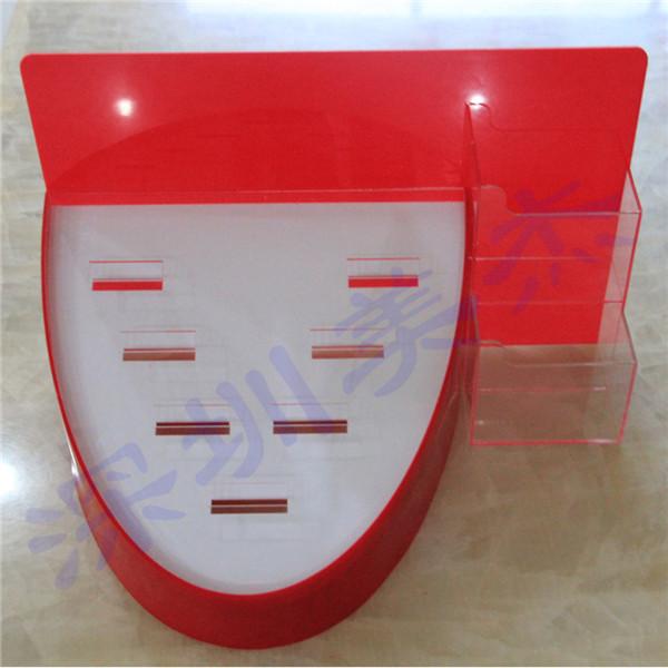 深圳哪里可以定制有机玻璃展示架呢?