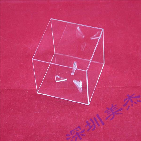 加拿大客户定制亚克力展示球盒,美杰公司精品出口