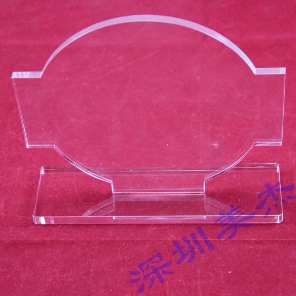 透明有机玻璃台卡制作厂家省钱、省心、省事选美杰