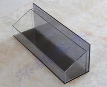 茶色有机玻璃盒子