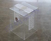 透明酒包装盒