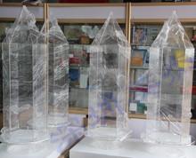 有机玻璃鱼卵孵化器