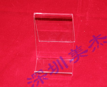 有机玻璃资料展示架加工定做