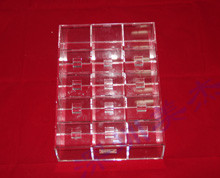 有机玻璃食品展示盒
