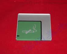 亚克力禁止吸烟标识牌
