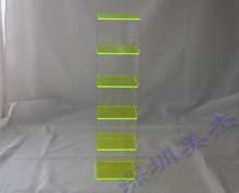 亚克力荧光绿盒子