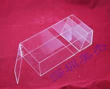有机玻璃产品展示盒子定做