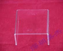 有机玻璃U型热弯产品展示架