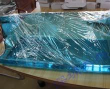 有机玻璃机器防护罩定做