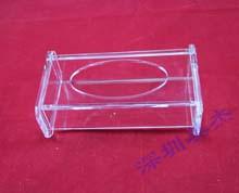 有机玻璃透明纸巾盒