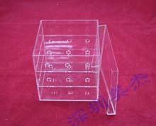透明多层有机玻璃花盒